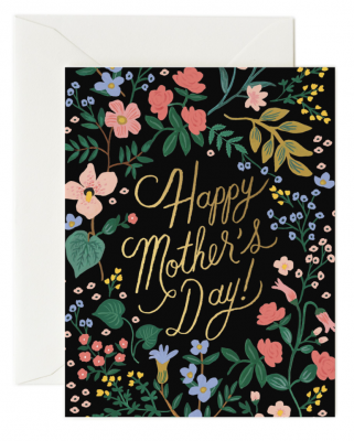 Wildwood Mothers Day Card Greeting Card
