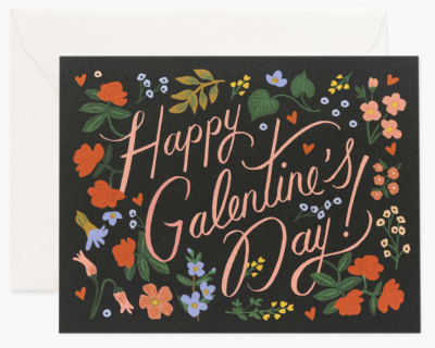 Galentine s Day Card Rifle Paper Co