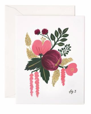 Rasperry Floral - VE 6