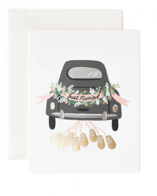 Just Married Gateway Rifle Paper Co