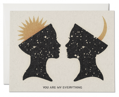 My Everything Card Red Cap Cards