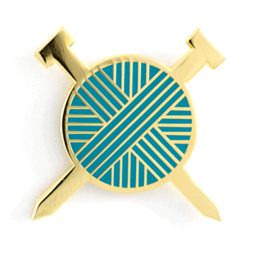 Yarn Ball - Enamel Pin