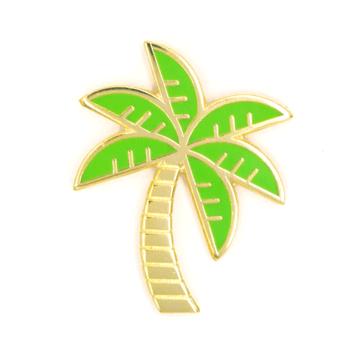 Palm Tree - Enamel Pin