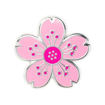 Cherry Blossom - Enamel Pin