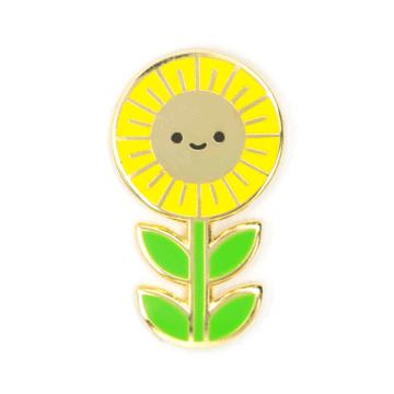 Sunflower - Enamel Pin