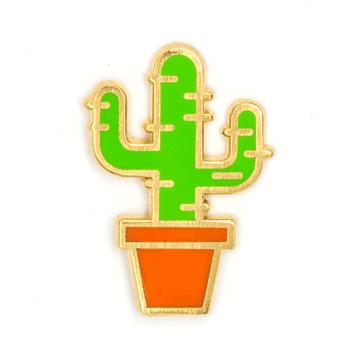 Cactus - Enamel Pin