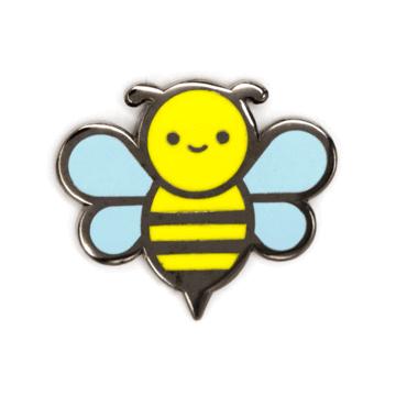 Bee - Enamel Pin