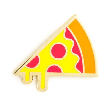 Pizza - Enamel Pin
