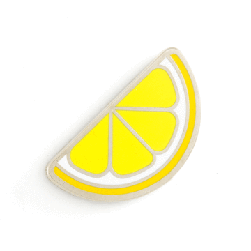 Lemon - Enamel Pin