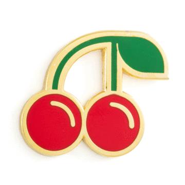 Cherry - Enamel Pin