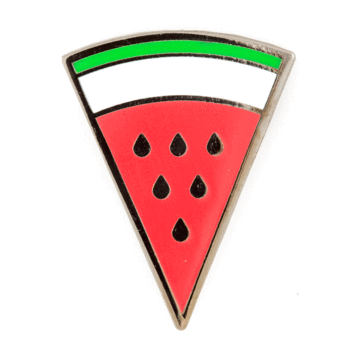 Watermelon - Enamel Pin