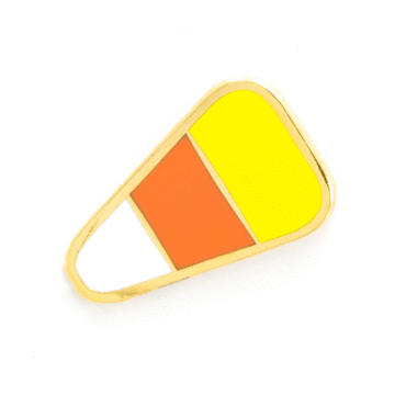 Candy Corn - Enamel Pin