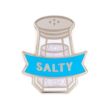 Salty - Enamel Pin