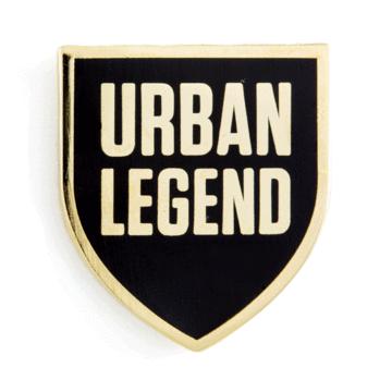 Urban Legend - Enamel Pin