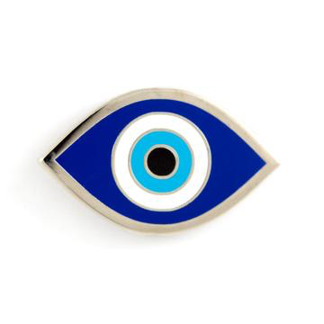 Evil Eye - Enamel Pin