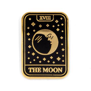 Moon Tarot - Enamel Pin