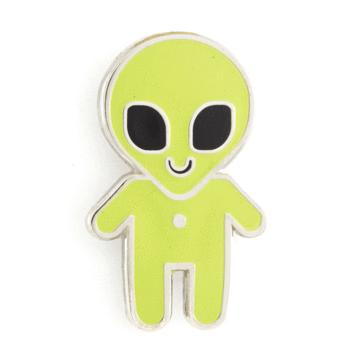 Alien Baby - Enamel Pin