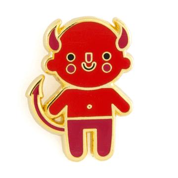 Devil Baby - Enamel Pin