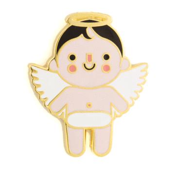 Angel Baby - Light - Enamel Pin