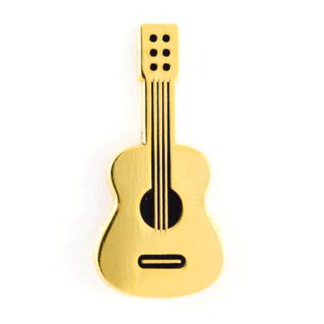 Guitar - Enamel Pin