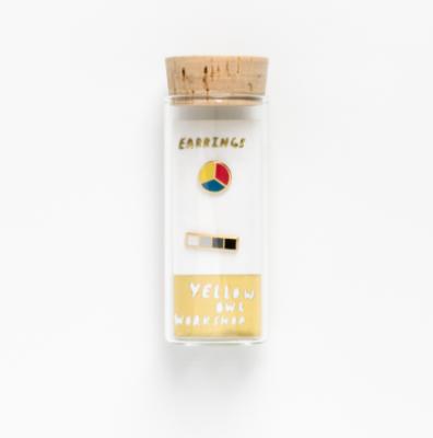 Color Wheel Earrings - VE 4