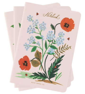 Botanical Stitched Notebooks Rifle Paper Co