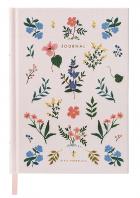 Wildwood Fabric Journal Rifle Paper Co