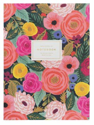Juliet Rose Memoir Notebook - Memoir Tagebuch