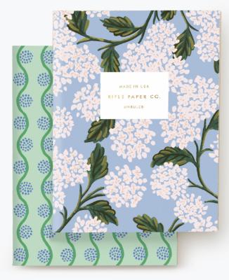 Hydrangea Pocket Notebooks - Notebooks A6