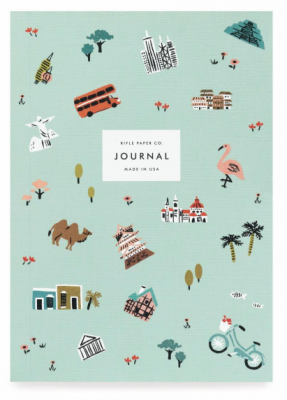 Wanderlust Journal - VE 6