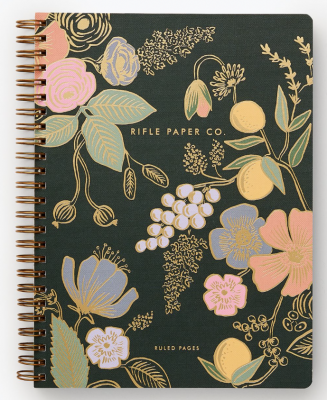 Colette Spiral Notebook Rifle Paper Notebook