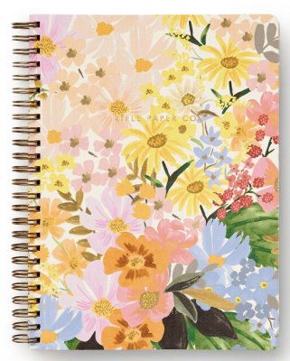 Marguerite Spiral Notebook Rifle Paper Notebook