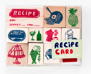 Recipe Card - VE 6