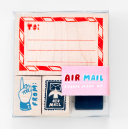 Air Mail To/From - VE 6
