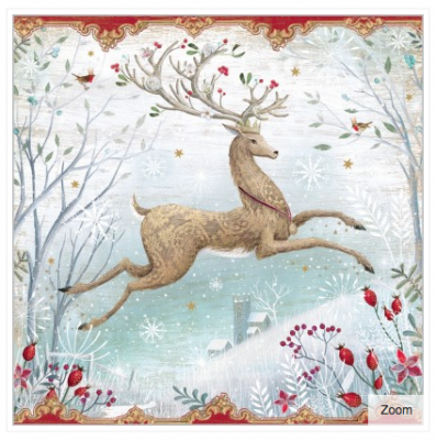 Winter Stag - VE 6