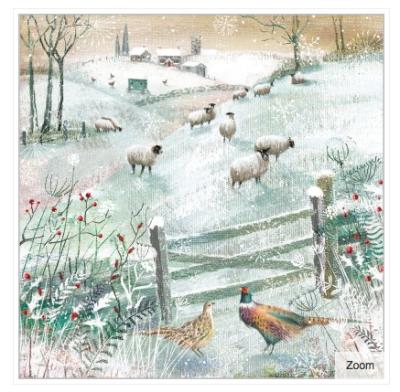 Winter Fields - VE 6