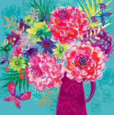 Dahlia Blooms - VE 6