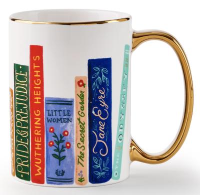 Book Club Mugs Rifle Paper Co