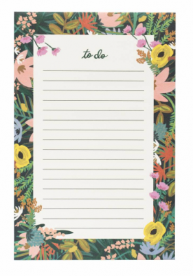 Havanna Notepad - Rifle Paper Co