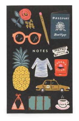 Bon Voyage Pocket Notepad - VE