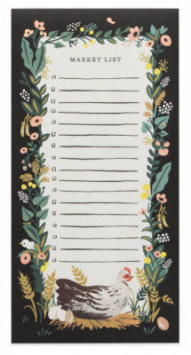 Country Farm Market Pad - Rifle Paper Co.
