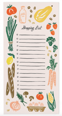 Corner Store Market Pad - Rifle Paper Co.