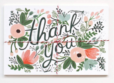 Wildflower Postcards - Rifle Paper Co