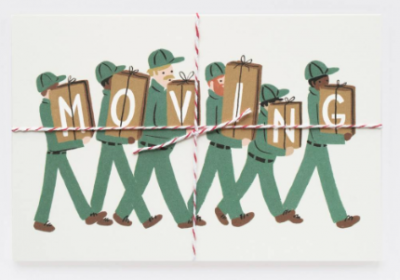 Moving Postcards - Rifle Paper Co