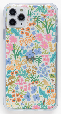 Clear Meadow iPhone Cases iPhone Hülle