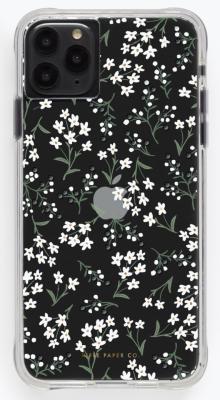 Clear Petites Fleurs iPhone Cases iPhone