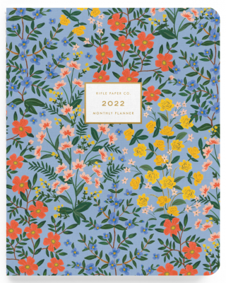 2022 Wildwood Appointment Notebook - Rifl