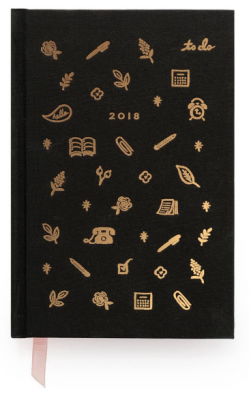 2018 Icon - Rifle Paper Co. Agenda