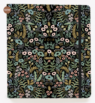 2018 Tapestry - Rifle Paper Co. Planner