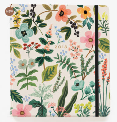 2018 Herb Garden - Rifle Paper Co. Planner